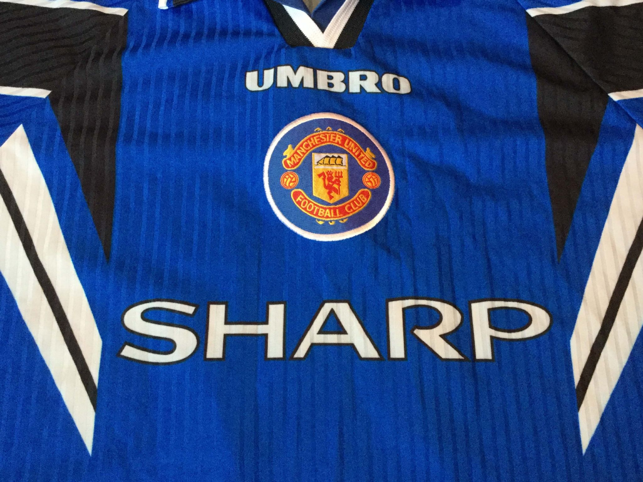 low priced 3bba8 5fcae Global Classic Football Shirts | 1996 Manchester United ...